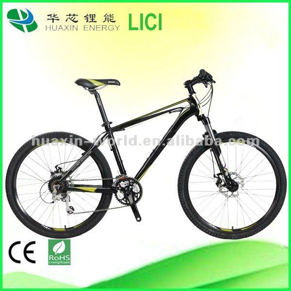 "26"" off-road mountain bike"
