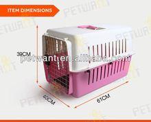 FC-0701 plastic weld mesh dog cage
