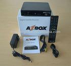 Updated AZ BOX Bravissimo digital satellite receiver in south america