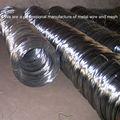 recocido negro de algodón de balas de alambre con precio competitivo