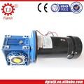 De haute précision 24v moteurs à courant continu, worm gear motor