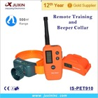 Big LCD Display Remote Dog Training and Beeper Collar