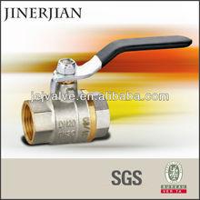 The ppr ball valve with brass ball/iron ball/copper ball manufacturer