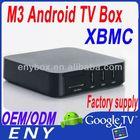 Android 4.0 TV Box AML8726 M3 Google Internet TV Box