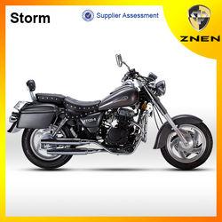 China 2014 new version ZNEN Motor Storm 125cc 150cc 200cc chopper motorcycle racing motor street bike EEC GuangDong Version