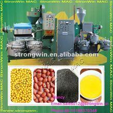 2015 new Screw Oil Expeller cold press screw oil expeller small oil expeller good price