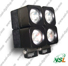 2'' Mini 850LM CREE LED work light Spot/Flood 10W led auto driving offroad light car ,truck 12V 24V