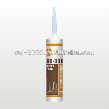 2014high adhesive for glass and aquarium silicone rubber 330