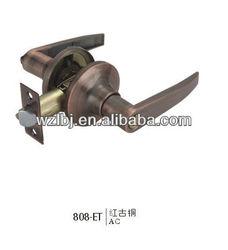 leverset,lever handle,zinc handle lock