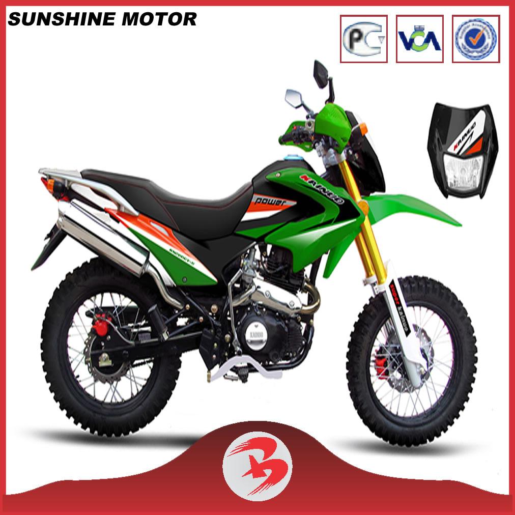 أمريكا الجنوبية sx250gy-9 تشونغتشينغ المحرك zhongshen 250cc شعبية الدراجة الترابية