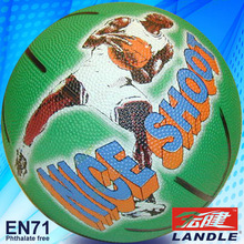 Nice Wholesale rubber made basketball indoor basketball equipment