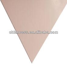Plastic sheet manufacturer polycarbonate/greenhouse film pc solid panel