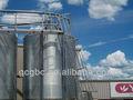 Silo de stockage pour moulin à maïs, moulin à farine de maïs, moulin à blé quatre