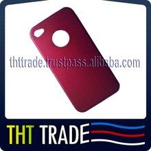 Hard aluminium case cover for i phone