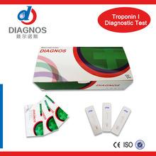 Sale! cTnl cassette-Easy Rapid Test For Troponin I/medical product/rapid test kits manufacturers