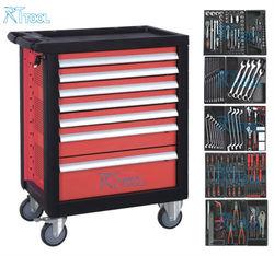 181PCS germany kraft tools set trolley /auto tool trolley/auto repair tools-RT TOOL