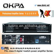 PXL-380 class D digital amplifier /switching power amplifier