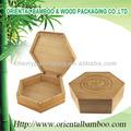 personalizados caja de madera grabado el logotipo de nuevo y de moda snappy vacíos de color caja de embalaje de regalo del oem de contenedores