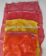shandong qingdao good factory vegetable onion potato fruite packaging mesh bags golf balls