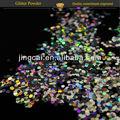 holographic glitter prata