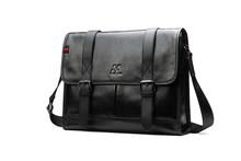 leather messenger bag men
