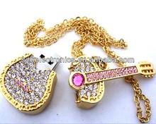 Sell like hot cakes! Modelling of custom jewelry usb 1 gb