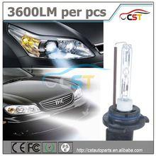 Top quality 3600LM 35W HID xenon bulb Light 9006 hid xenon h1 50w