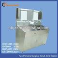 304 açoinoxidável hospital lavagem pia de mão