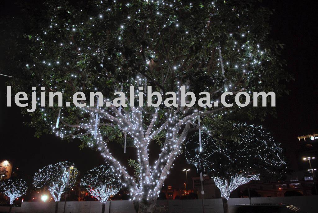 meteor shower light (Christmas lighting,Holiday lights,led rain light ...