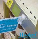 Shelf ticket Clip / Sign Clip
