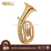 Euphonium wind instrument