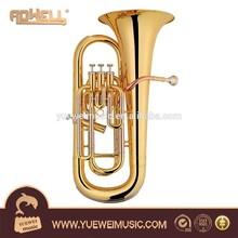 Euphonium wind instrument, brass instrument
