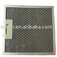 High quality cooker hood metal filter