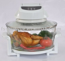 New deluxe digital halogen convection turbo oven S-666