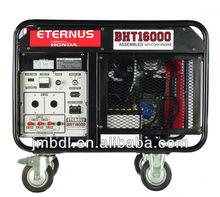 BHT16000 Powered by Honda GX690 Generator Petrol