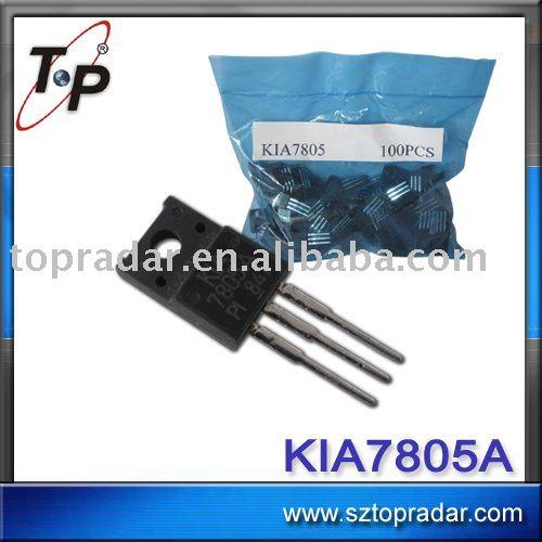 Kia7805a transistores
