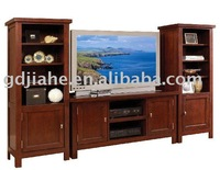 living room furniture used tv stand with bookcase chinese lacquer tv stand cabinet