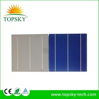 A grade poly-crystalline Silicon solar cell 156x156 for solar power system
