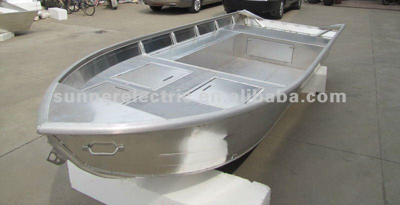 13ft All-welded aluminum bass boat, View aluminum bass boat, Sunner ...