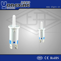 Hot sale IP40 250V AC Normal close pushbutton switch/door switch for cabinet