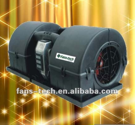 twin centrifugal bus fan FC097