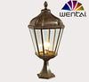 Decorative solar post lamp (DH-1873)