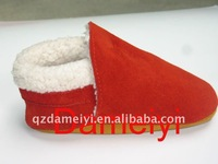 Leather Infant Boots DMYiN2