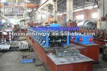 Guard rail highway guardrail roll forming machine manufacture