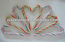 candy cane as christmas decorate