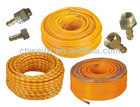 5/16 8.5mm 3layers PVC high pressure korea spray hose high burst pressure spray hose