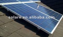 High power Poly PV solar panel 355Watt 48V for home system