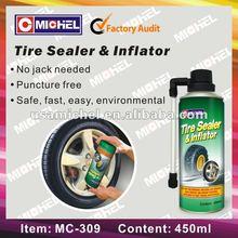 450ml Tire Puncture Sealer & Inflator