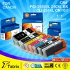 PGI 250 CLI 251 Ink Cartridge for Canon PGI-250 CLI-251 Printer Cartridge Ink.