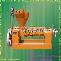 Cold Pressed Rice Bran Oil Press